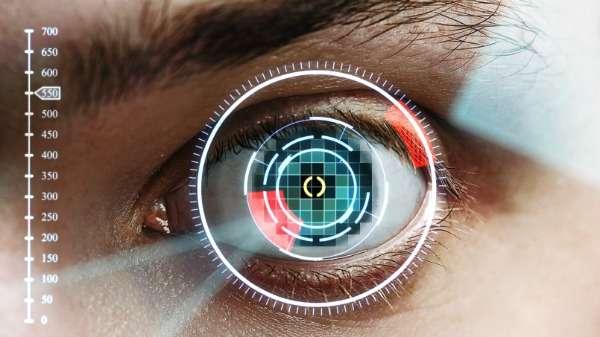 KYC - Retinal scanning