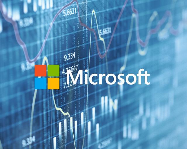 Microsoft stock