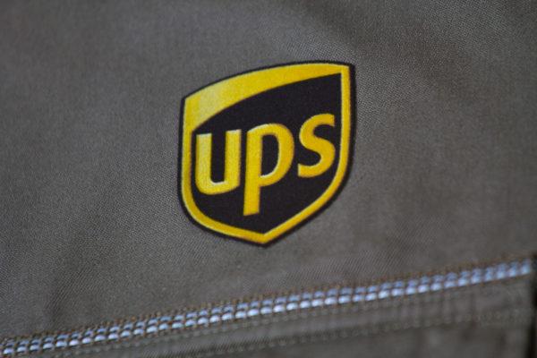 UPS logistics
