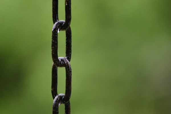 Chainlinks, blockchain partnership