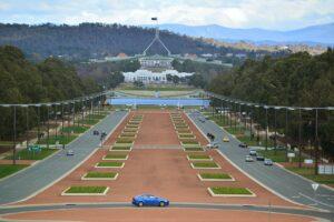 Canberra blockchain