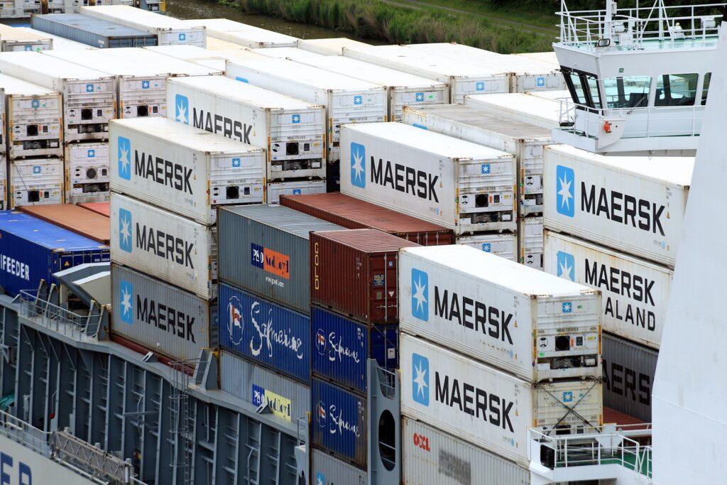 Maersk IBM blockchain