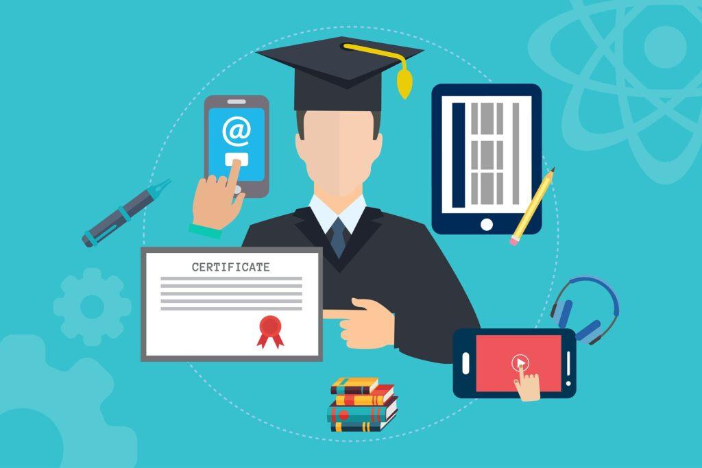 blockchain education platform