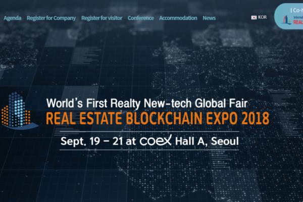 real estate blockchain