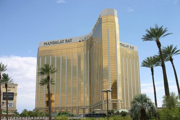 Mandalay Bay Hotel CoinAgenda Global Conference