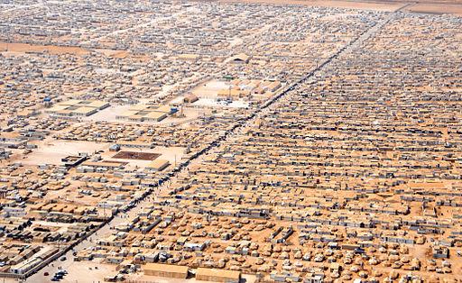 Jordan Refugee Camps UN Women Blockchain Program