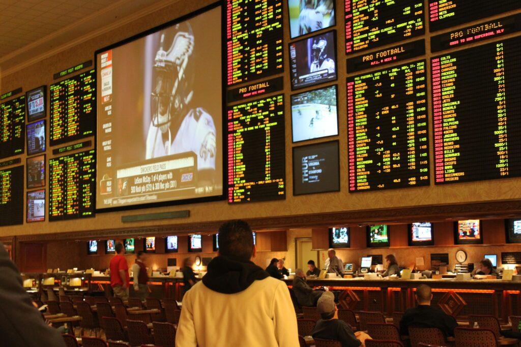 Sports betting / wagerr