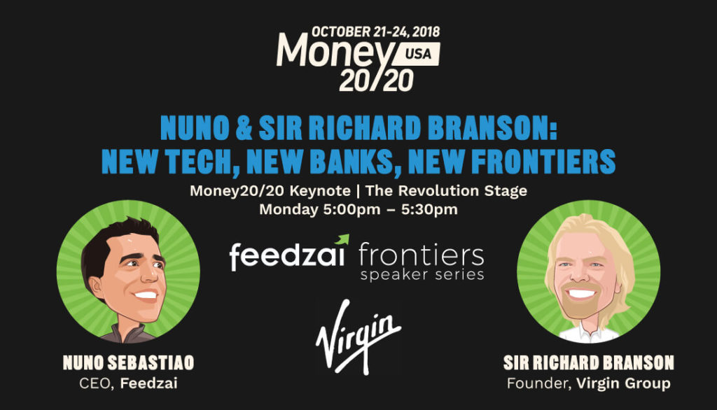 Money20/20 Branson Sebastiao