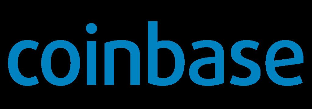 Coinbase logo crypto app