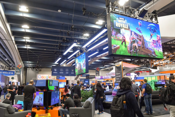 Fortnight battle royal tournaments are coming to the blockchain