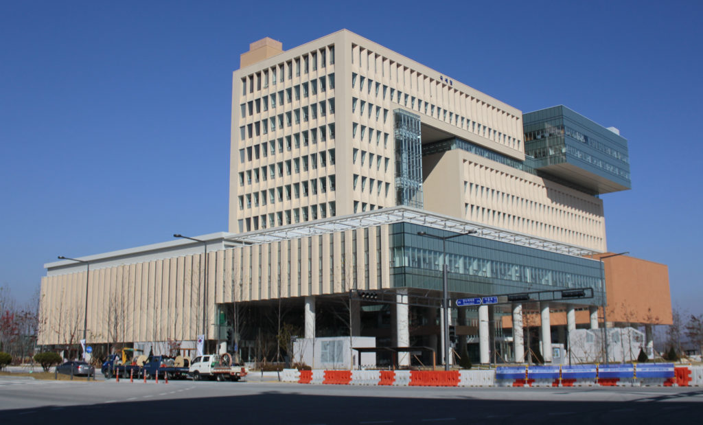 SOuth Korea tax service