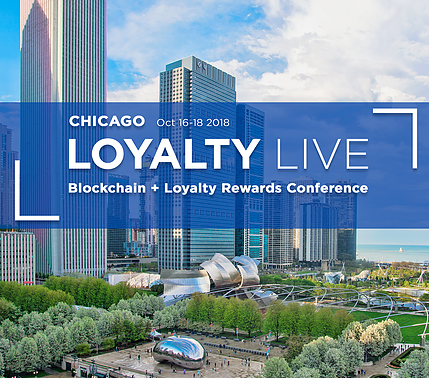 Loyalty Live conference is taking place in Chicago from October 16-18, 2018.