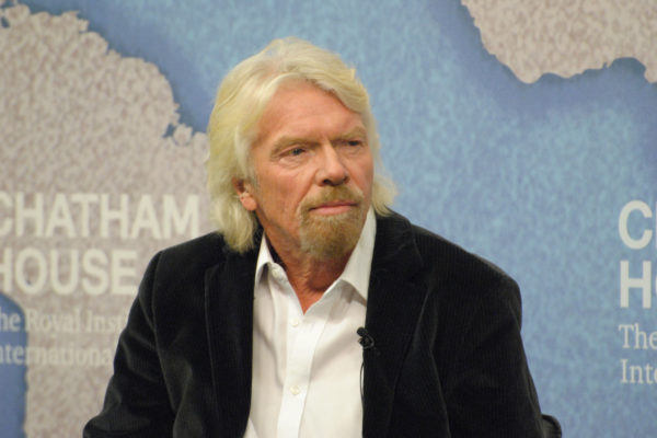 sir richard branson Money20/20