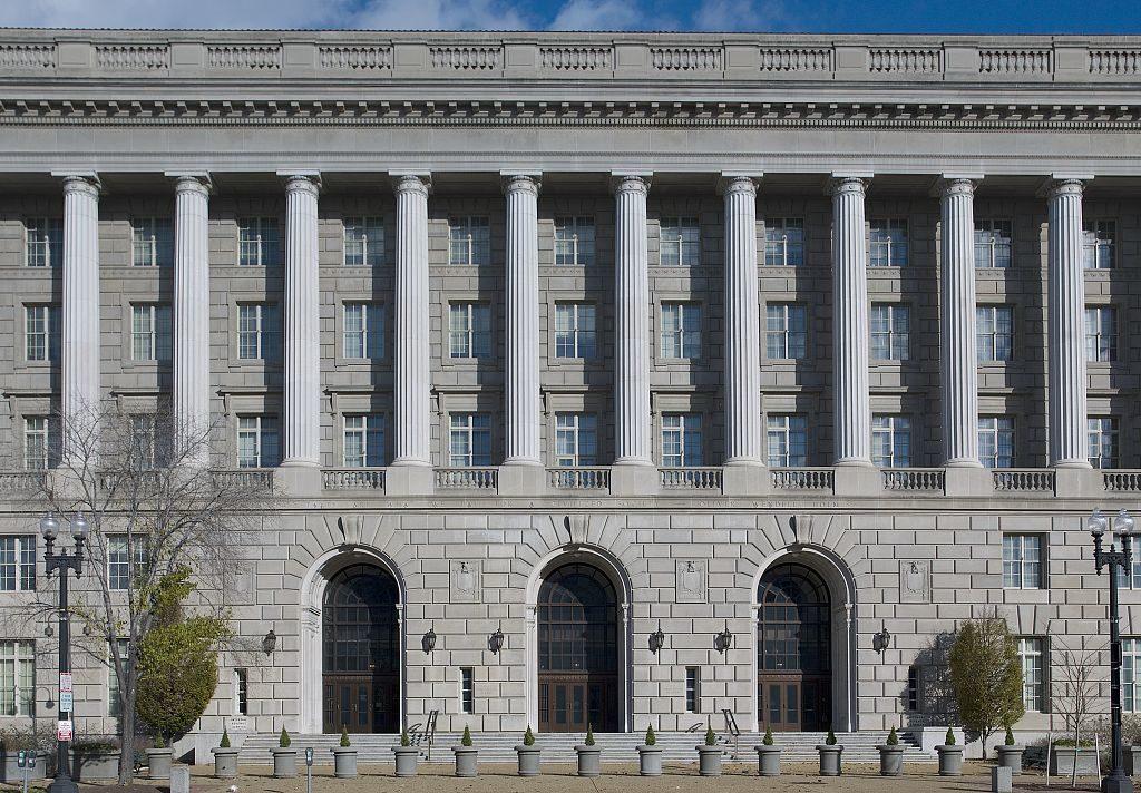 IRS exterior